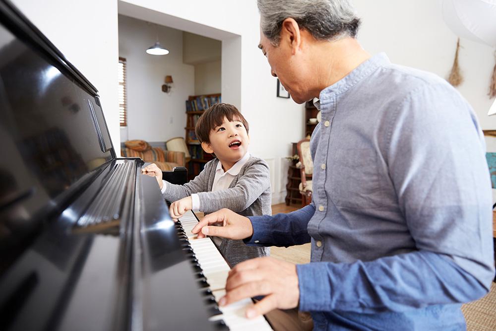 音楽を趣味にしたい人画像