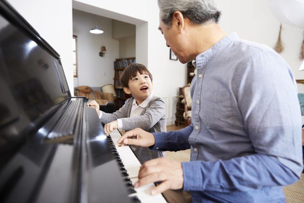 【シニアや大人の新しい趣味】脳トレピアノとは?気になる内容や受講方法