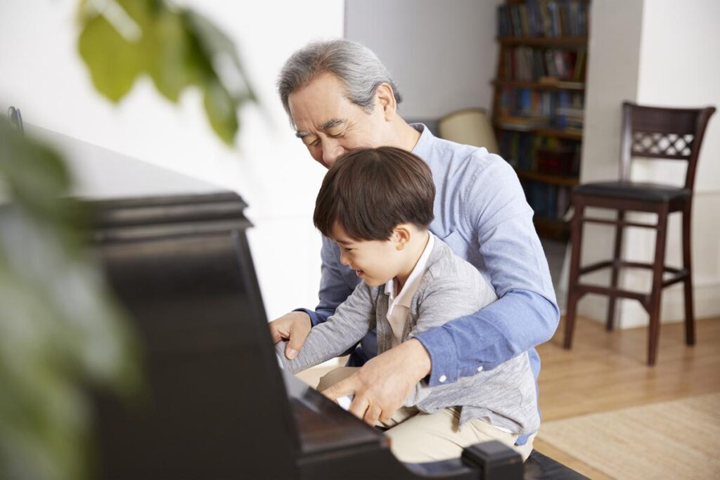 ピアノを趣味にすることは、一生楽しめるものを続けていけること